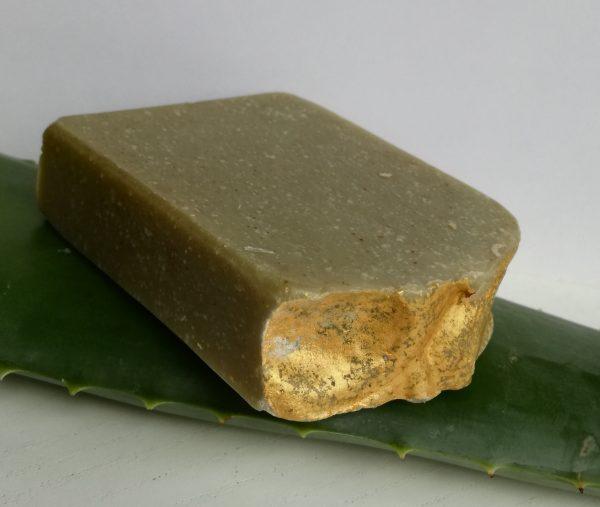 Sabonete de Algas e Aloe vera